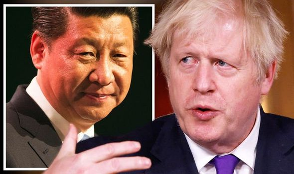 Brexit trade warning: China to use 'spies and honey-trap agents' to trap UK negotiators